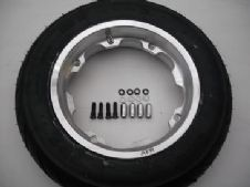 TUBLESS RIMS-SPLIT RIMS-TUBES -TYRES-WHEEL ACCESSORIES